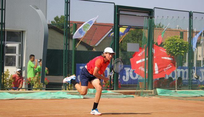 Foto: România a făcut spectacol la Tenis Club Bright
