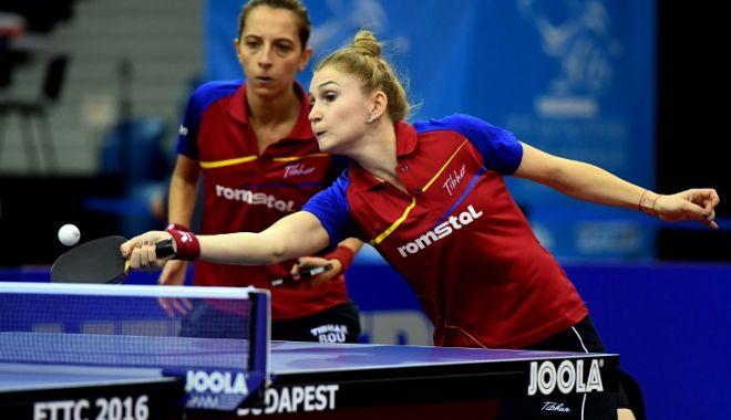 Foto: Cupa Mondială la tenis de masă. Victoria Elizei Samara, insuficientă