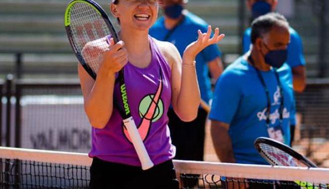 Tenis / Simona Halep se menţine pe locul trei în topul mondial - tenissimona-1621324625.jpg
