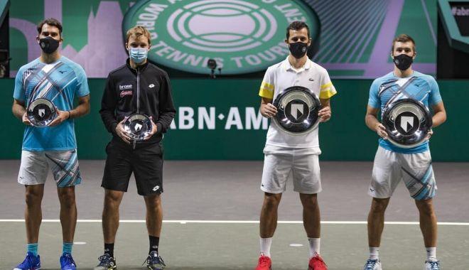 Tenis / Horia Tecău şi Kevin Krawietz, învinşi în finala turneului de la Rotterdam - tenistecau-1615219308.jpg