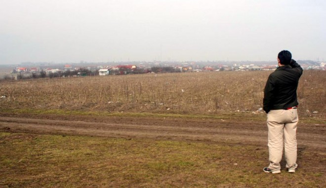Foto: Prețuri intrate la apă la zeci de terenuri din Constanța, executate silit!