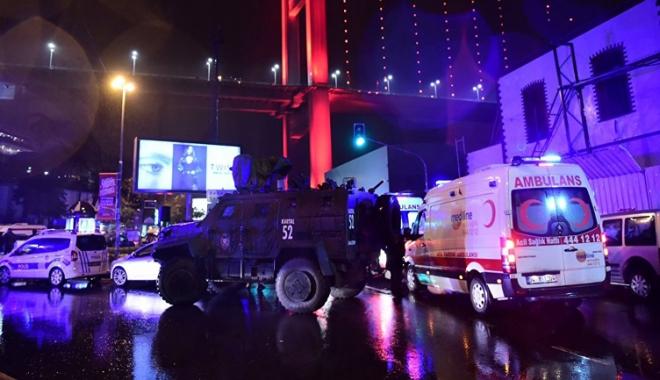 Foto: Teroare la Istanbul! Zeci de morți  și răniți în măcelul din Clubul Reina
