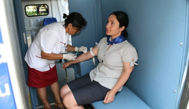 Foto: Teste gratuite pentru hepatită, la Constanța