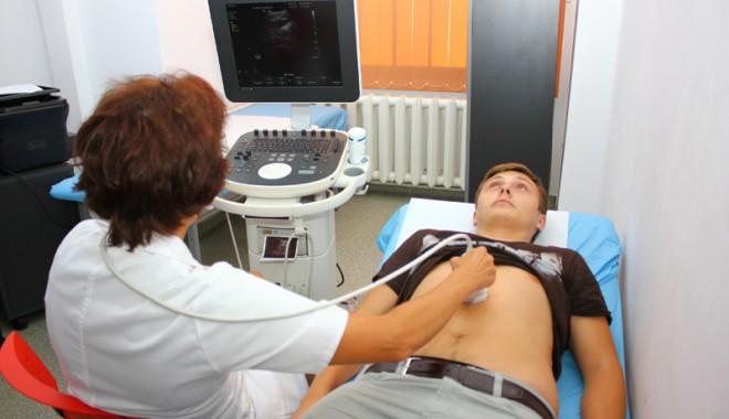 Foto: Teste pentru depistarea problemelor la stomac
