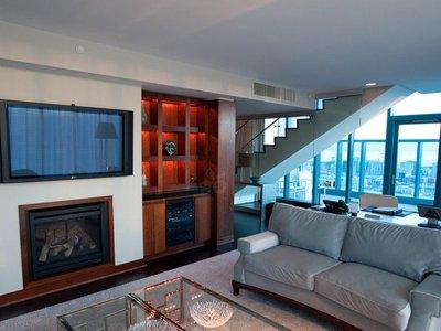 Cele mai luxoase apartamente prezidențiale din hotelurile americane (GALERIE FOTO) - thehotelintercontinentalsanfranc-1329659513.jpg