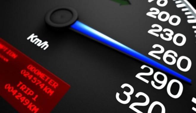 RECORD DE VITEZĂ PE AUTOSTRADĂ. Tânăr prins cu 244 km pe oră - timthumb-1465217638.jpg