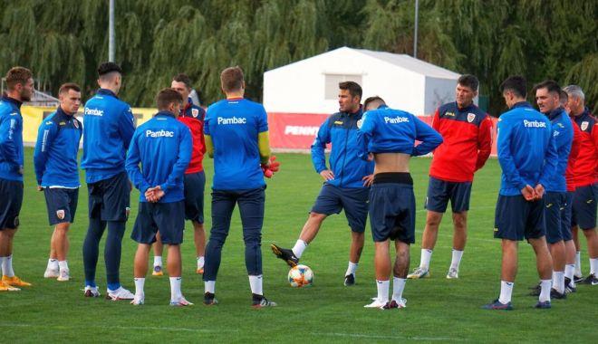 Tricolorii U21, în linie dreaptă cu pregătirile pentru meciurile cu Ucraina şi Malta - tineret-1601897181.jpg
