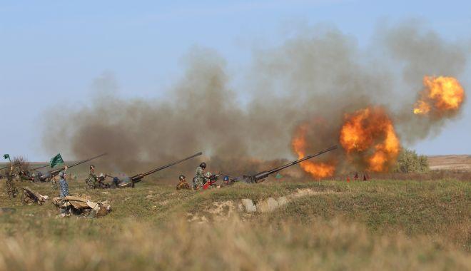 Militarii din Republica Moldova, antrenament în Poligonul de Trageri de la Capu Midia - tintanimicita1-1573853899.jpg