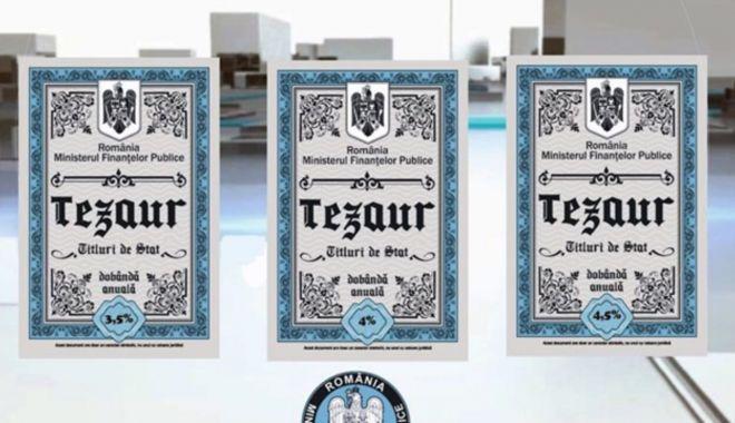 """Noi titluri de stat """"Tezaur"""" au fost puze la vânzare din 2 august - titluridestattezaur1280x720-1627803845.jpg"""
