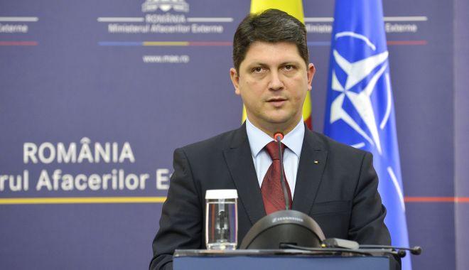 """Foto: """"Eu consider că Titus Corlățean are experiență privind politica externă"""""""