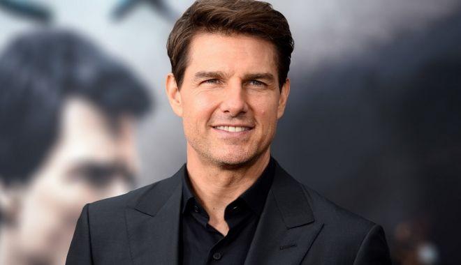 Foto: Tom Cruise va fi trimis pe Stația Spațială Internațională. NASA colaborează cu Hollywood pentru prima producție filmată în spațiu