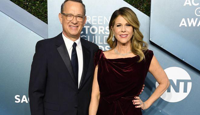 Tom Hanks și soția lui au devenit oficial cetățeni ai Greciei - tomhanks537iritawilson-1595844506.jpg
