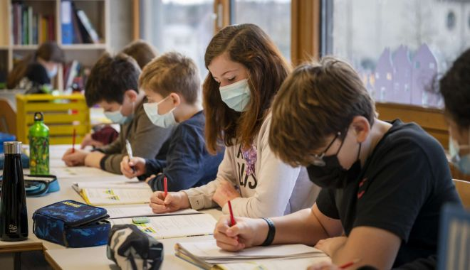 Toţi elevii din municipiul Constanţa, la şcoală, de luni - totielevii-1620989124.jpg