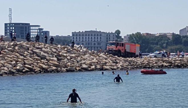Tragedie pe Plaja Modern. Un copil s-a înecat - tragedieplajamodern1-1533572426.jpg