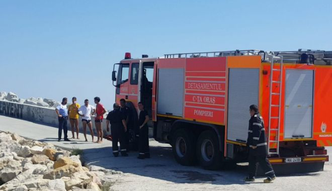 Tragedie pe Plaja Modern. Un copil s-a înecat - tragedieplajamodern2-1533572436.jpg