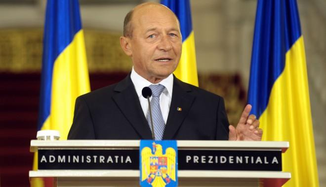 Foto: Băsescu a transmis condoleanțe președintelui Turciei, în urma accidentului minier
