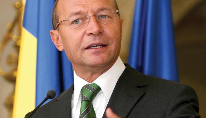 Foto: Băsescu, așteptat mâine la Mangalia
