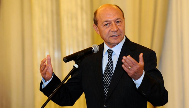 Foto: Traian Băsescu a depus amendamente la Legea grațierii. Ce propuneri are