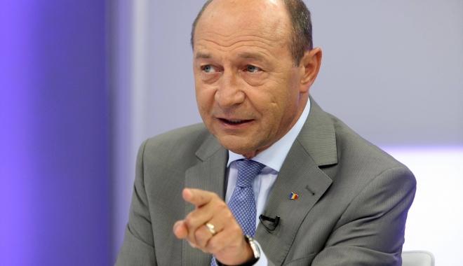 Foto: Traian Băsescu, convins că România va fi condamnată la CEDO