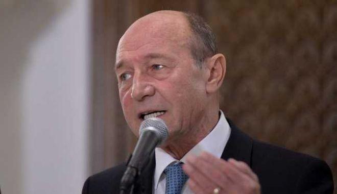 Băsescu: Dăncilă a aruncat pe apa sâmbetei 50 de ani de politică externă românească în Orientul Mijlociu - traianbasescuadiscreditatoindire-1553514508.jpg