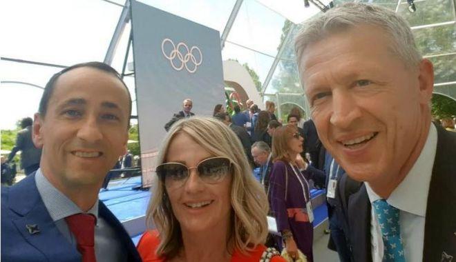 Foto: Trei români, în componența comisiilor olimpice