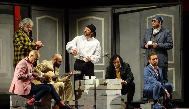 Foto: Trei spectacole de excepție la Teatrul de Stat Constanța. Cine urcă pe scenă