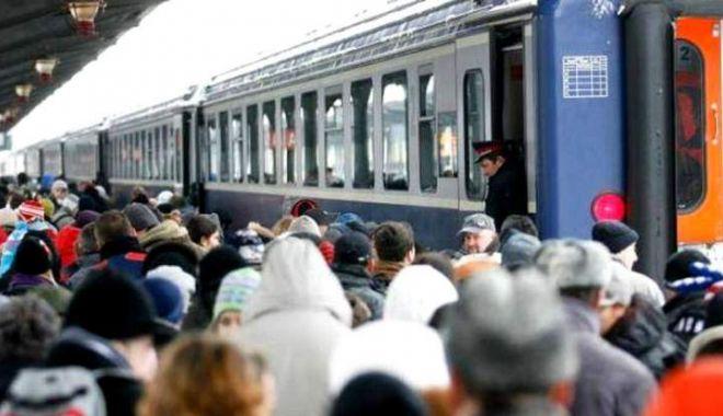 Cum circulă trenurile pe timpul vizitei Papei Francisc - tren-1557252793.jpg