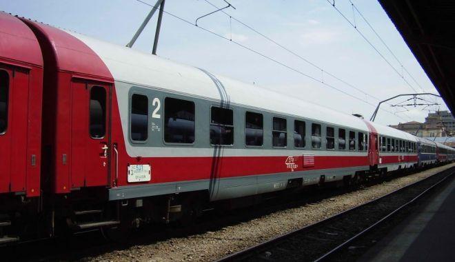 Foto: Trenuri suplimentare de Paște și 1 Mai