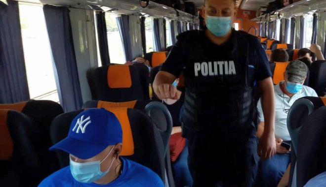 Masca de protecție, obligatorie în trenuri! Poliția dă amenzi! - trenurictpolitiesursacfr-1602517429.jpg
