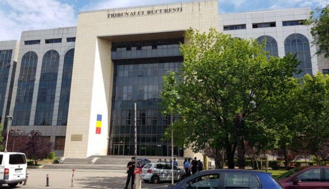 Foto: Alerta cu bombă de la Tribunalul București s-a dovedit a fi una falsă