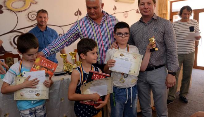 Foto: Trofeul Techirghiol la șah va purta numele lui Mircea Pavlov