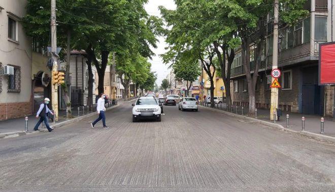 Un tronson al străzii I.G. Duca din Constanța, închis astăzi - tronsonigduca-1589822649.jpg