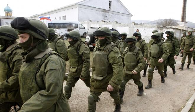 Foto: Trupele ruse își pregătesc retragerea de la frontiera cu Ucraina