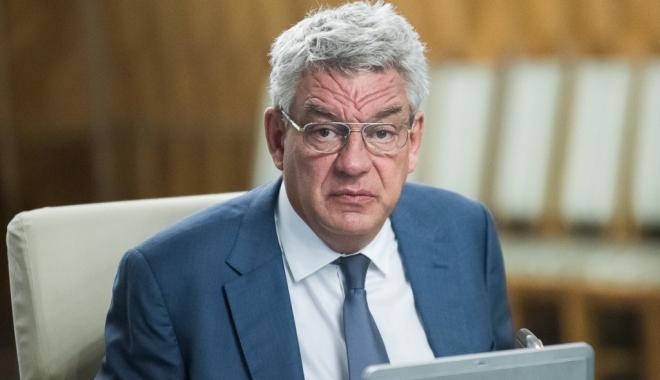 Foto: Premierul Mihai Tudose: Transferul contribuțiilor de la angajator la angajat se va face miercuri prin ordonanță de urgență