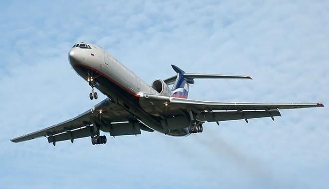 Foto: Rusia amenință Ucraina cu măsuri simetrice dacă va mai bloca tranzitul avioanelor ruse