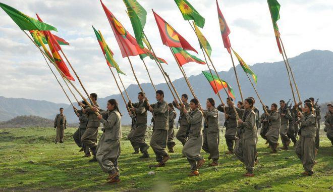 Foto: Turcia și Iranul vor lansa o operațiune comună împotriva PKK