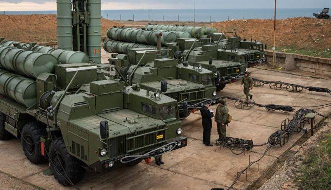 Foto: Turcia nu renunță la achiziția de rachete rusești S-400