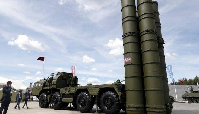 Turcia respinge avertismentele SUA privind achiziția de rachete rusești - turcia-1562846592.jpg