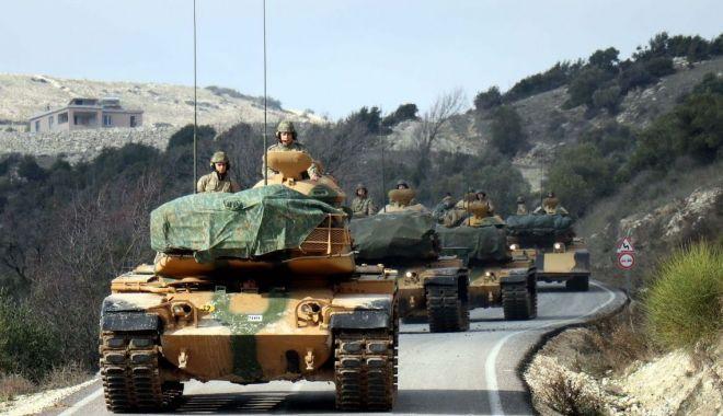 Foto: Turcia a încheiat pregătirile pentru operațiunea militară în Siria