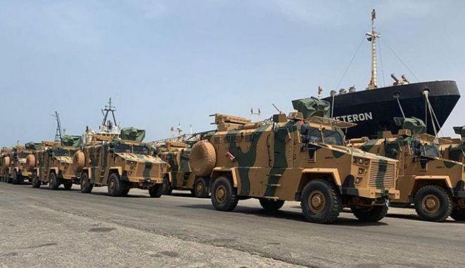 Turcia a început desfășurarea militară în Libia - turcia-1578325875.jpg
