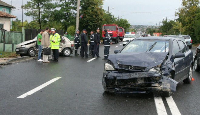 "Foto: ""O zi fără accidente rutiere"""
