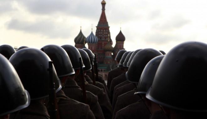 Foto: Ucraina cere Rusiei  să stabilizeze  situația de la frontieră