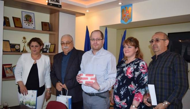 Foto: UDTR, punte de legătură între școlile din România și Turcia