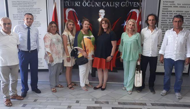 Proiect sub sigla UDTR. Schimb de experiență între profesori din România și cei din Turcia - udtr1-1567447281.jpg
