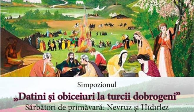 Datinile și obiceiurile la turcii dobrogeni, evocate de membrele UDTR - udtractiune-1523550935.jpg