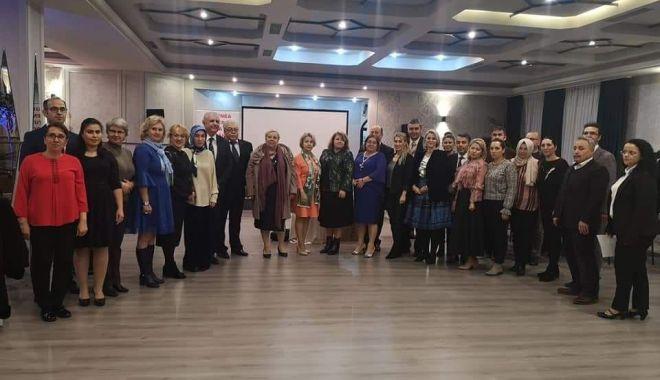 """Foto: """"Ziua Profesorului Turc"""", marcată de UDTR. Cine a participat la eveniment"""