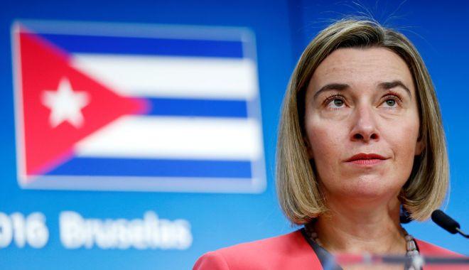 UE își arată sprijinul pentru Cuba, pusă sub presiune de SUA - ue-1568058598.jpg
