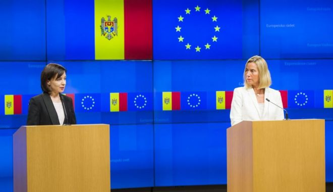 """Foto: """"UE este gata să sporească sprijinul financiar pentru Republica Moldova"""""""