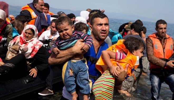 """Foto: """"UE consideră Grecia drept o parcare pentru migranți"""""""