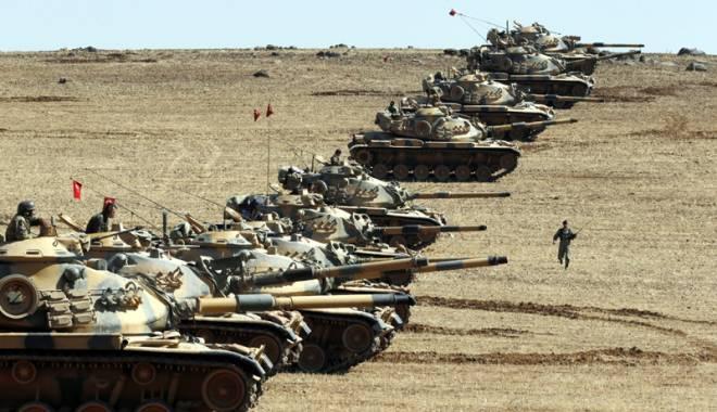 Foto: UE cere încetarea focului în sud-estul Turciei
